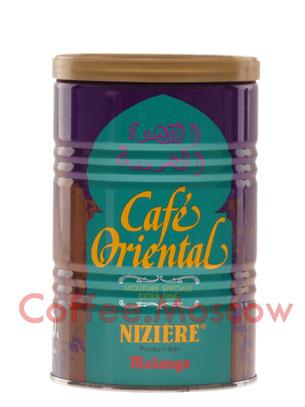 Кофе Malongo молотый Cafe Oriental для турки