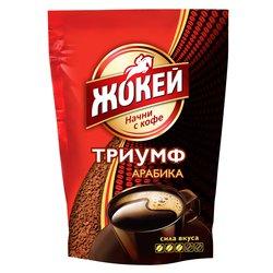 Кофе Жокей растворимый Триумф 280 гр