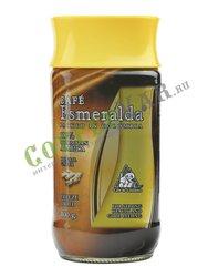 Кофе Cafe Esmeralda растворимый Натуральный Имбирь 100гр