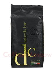 Кофе Carraro в зернах Don Carlos 1 кг
