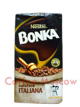 Кофе Bonka молотый Cafetera Italiana