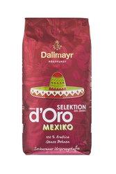 Кофе Dallmayr в зернах r Crema d`Oro Selektion Mexico 1 кг