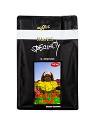 Кофе Блюз Brazil Ibairi в зернах 200 гр