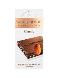 Шоколад Sobranie Темный с миндалем 90 гр