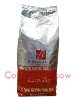 Кофе Buscaglione в зернах Euro Bar