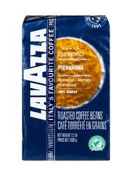 Кофе Lavazza в зернах  Pienaroma 1 кг в.у.