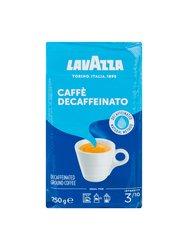 Кофе Lavazza молотый Decaffeinato 250 гр в.у.