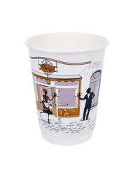 Стакан бумажный Манинг Двухслойный Кафе 450 мл (25 шт)