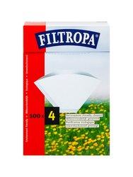 Filtropa фильтры для кофеварок 04/100 в картонной коробке
