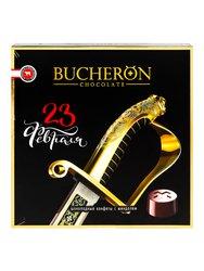 Bucheron Gourmet Шоколадные конфеты с миндалем 180 г (Сабля)