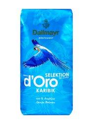 Кофе Dallmayr в зернах Crema d`Oro Selektion Karibik 1 кг