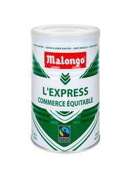 Кофе Malongo Эспрессо молотый  250 г ж.б.