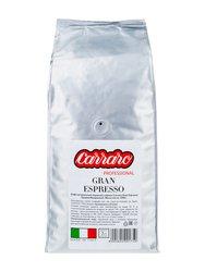 Кофе Carraro в зернах Gran Espresso 1 кг