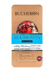 Bucheron Grand Cru Молочный Шоколад с ежевикой, орехами и клубникой 100 г ж.б.