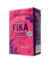 Кофе Lofbergs Fika Lovers молотый 450 г