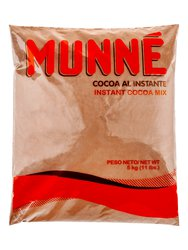 Munne Горячий шоколад Пакет (с сахаром) 5 кг