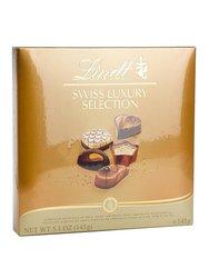 Шоколадные конфеты Lindt Swiss Luxury Пралине 145 г