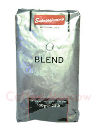 Кофе Camardo Espressissimo в зернах Blend 1 кг